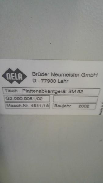 Heidelberg SM/PM 52 Plate Bender