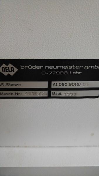 Heidelberg SM/PM 52 Plate Punch