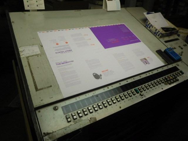 Heidelberg Speedmaster 102 VP Four Colour Offset Press