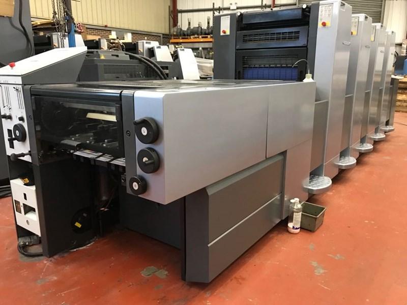 Heidelberg Speedmaster SM 52 4H Four Colour Offset Press