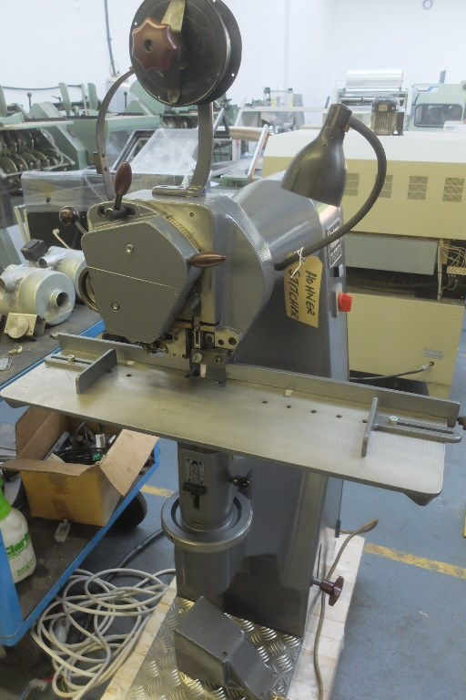 Hohner Wire Stitching Machine