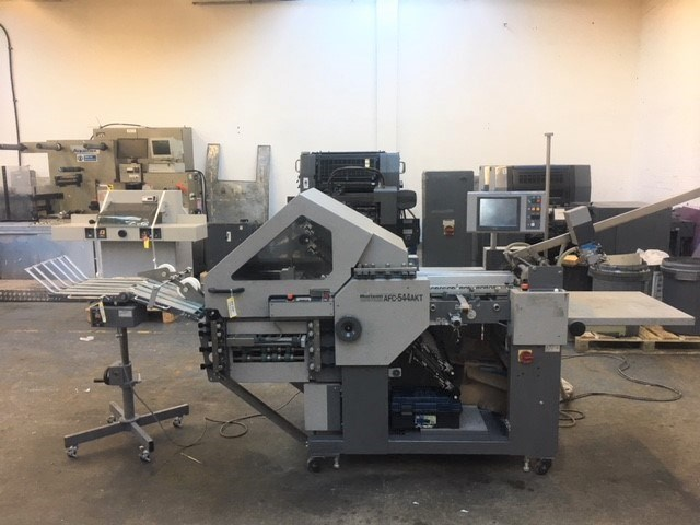 Horizon AFC 544 AKT Folding Machine