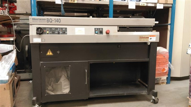 Horizon BQ 140 Single Clamp Binder