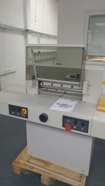 Ideal 5221 - 90 Programmatic Guillotine