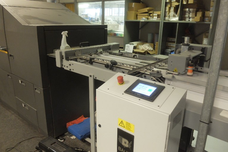 Kodak Nexpress SE 3000 Digital Press