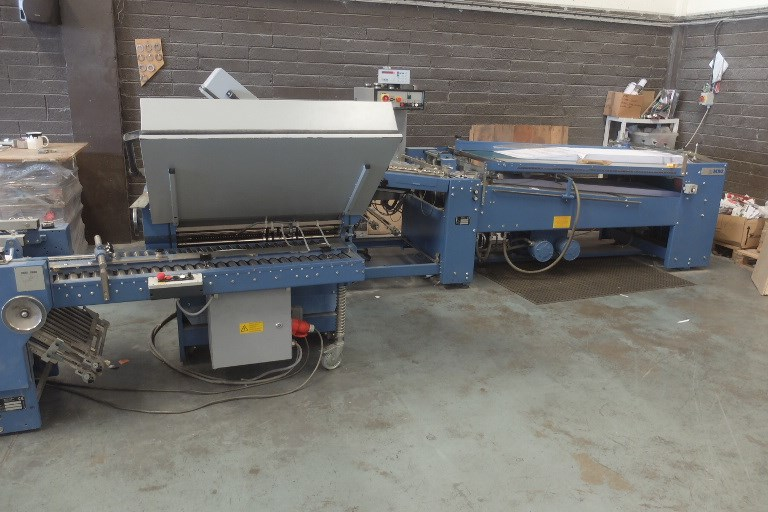MBO B30 Fully Automatic Folding Machine 4/4/4