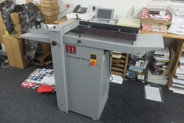 Morgana AutoCreaser Pro 33