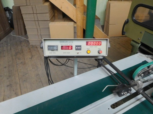 Muller Martini 1509 Gather Stitcher Trimmer