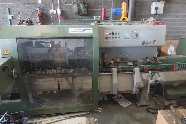 Muller Martini Bravo T Saddle Stitching Machine