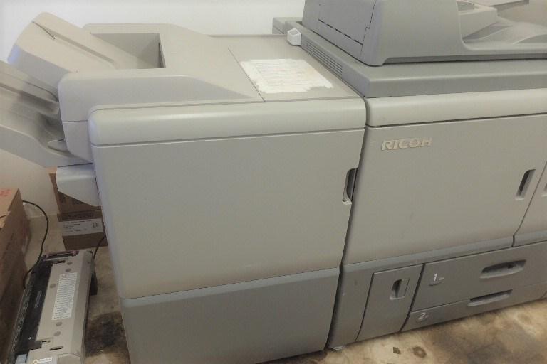 Ricoh Pro 651EX Colour Digital Printer