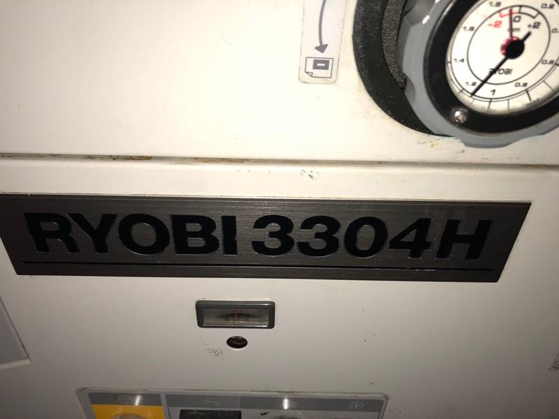 Ryobi 3304 Four Colour Offset Press