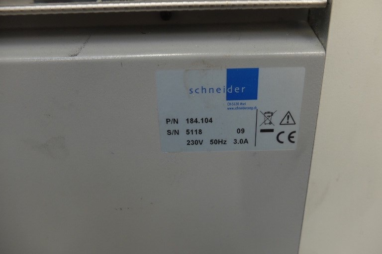 Schneider Envelope Feeder