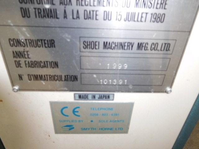 Shoei Star SPK74 Combination Folding Machine