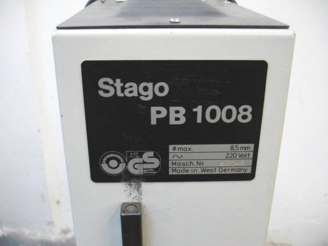 STAGO PB 1008 Single Headed Drill