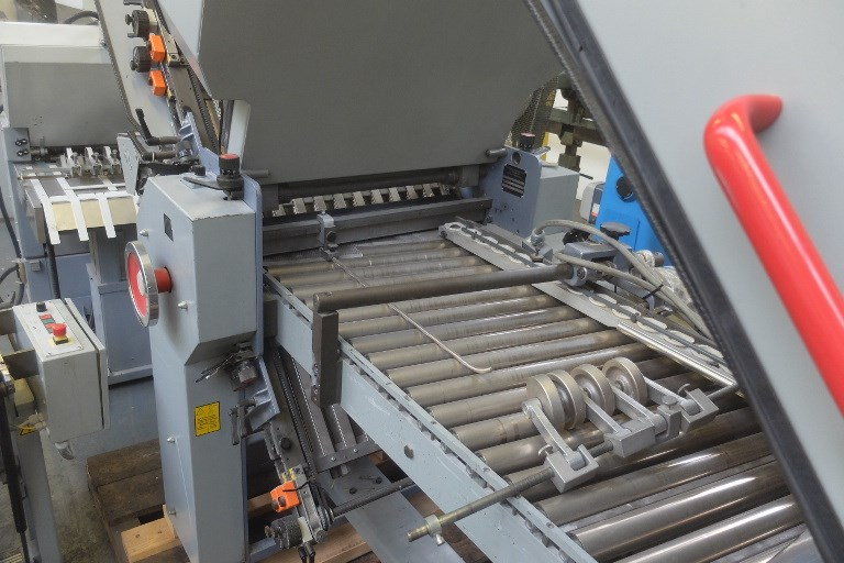 Stahl T1 52 4.4 Fully Automatic Folding Machine