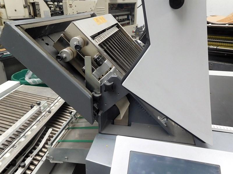 Stahl TA 52 Folding Machine