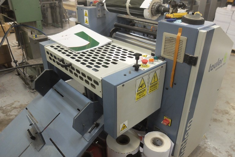 Tauler Printlam Thermal Laminating Machine 75CTI