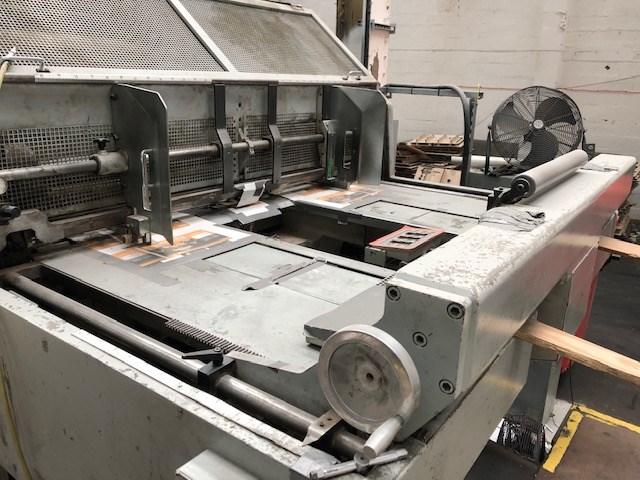 TMZ 171 Automatic Corrugate Die Cutting Machine