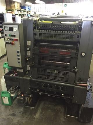 1999 Heidelberg GTO Printmaster 52-4