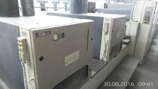 1999, Man Roland 706 + LTL, 6 colour, 2 coaters, Extension