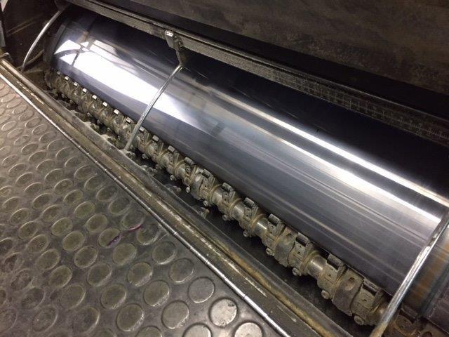 KBA RA 105-6+L CX PWH ALV2 CARTON MACHINE