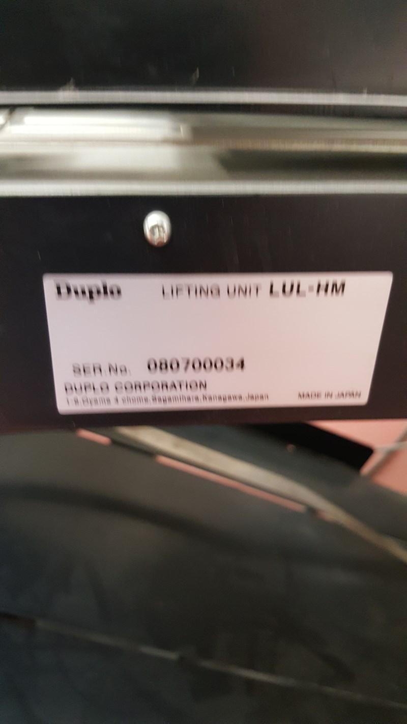2011, Duplo 5000 Pro - booklet making machine