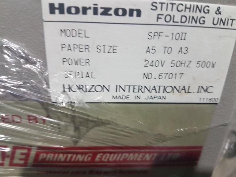 Horizon SPF1011 Year 2004
