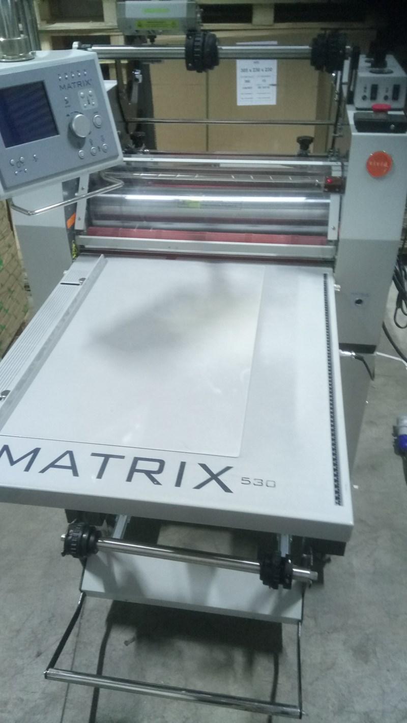 Matrix Duplex 530 DP Laminator