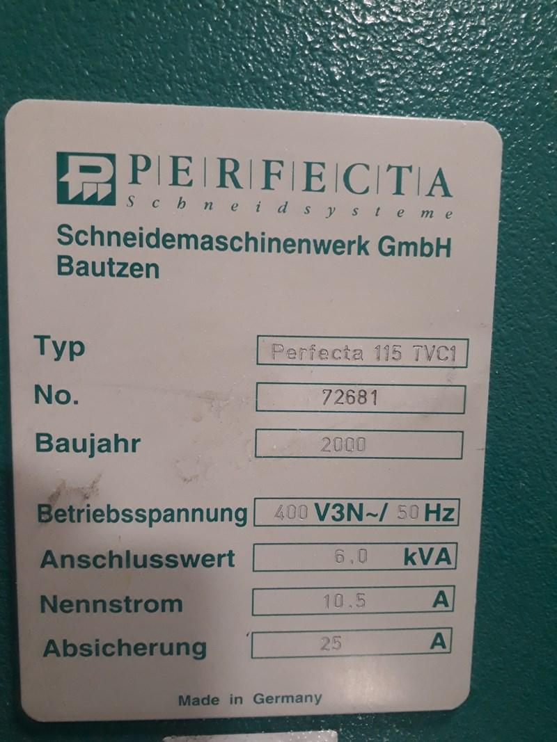 Perfecta 115 TVC