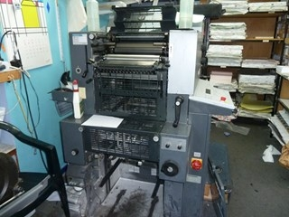 Heidelberg QM 46-2 colour offset
