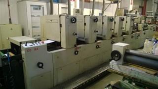 CODIMAG Viva 340 Offset press