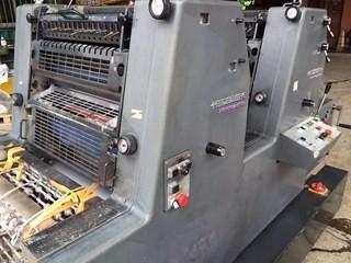 Heidelberg Printmaster GTO 52-4