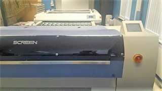 2003 B1 SCREEN 8100 THERMAL 8 UP CTP COMPLETE SYSTEM
