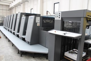 HEIDELBERG CD 74LY 6+L FX3