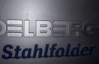 Heidelberg Stahlfolder KH 78/6 KLL - 32 pages