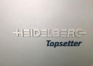 Heidelberg Topsetter P 102 - thermaL ctp