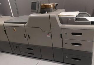 Ricoh C 751 - Heidelberg Linoprint