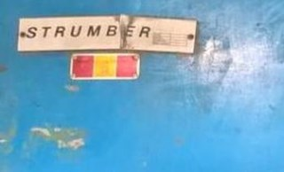 Strumber Albareda B0 - 100 x 140 cm hand platen