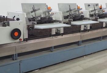 Brehmer / Stahl ST 200 - stitching line