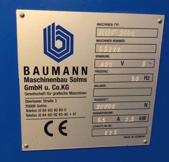 Baumann NUP 3000