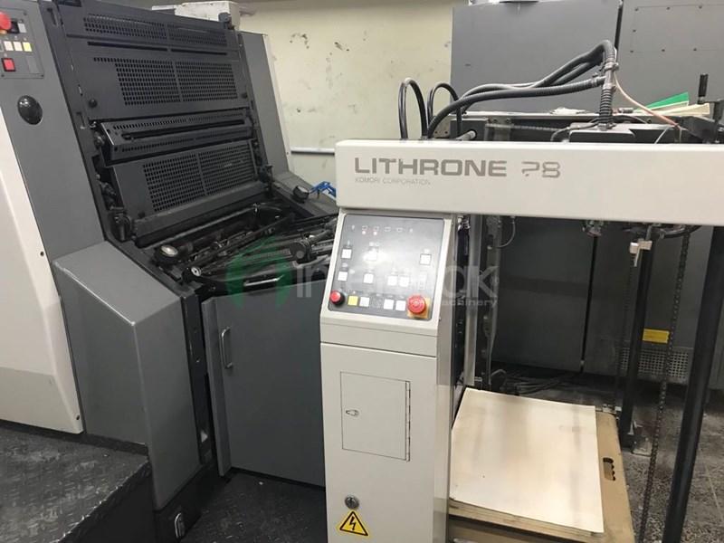 Komori Lithrone L-528 EM