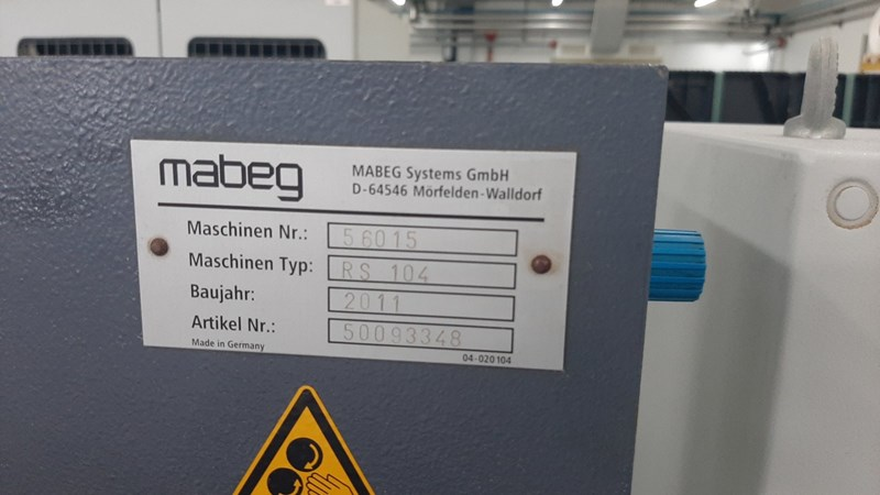 MABEG RS 105