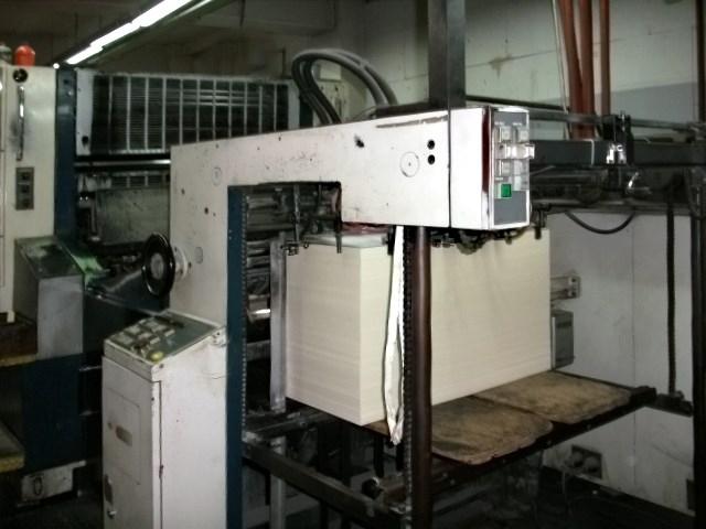 KOMORI L540+COATER