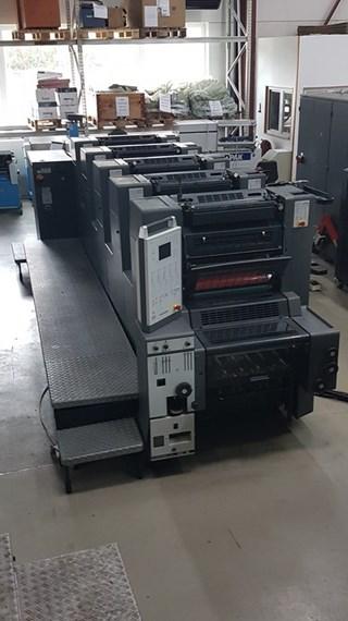 Heidelberg Printmaster PM 52 5