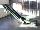 Budde Waste Paper Currogated Conveyor Belt