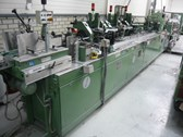 Sitma inserting and foil wrapping machine 950