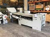Heidelberg / Stahl folding machine TD78/442 with round pile feeder