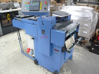 Bograma BS Multi 450 S die-cutting and punching machine