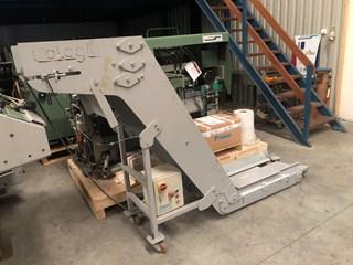 Cologic waste conveyor belt