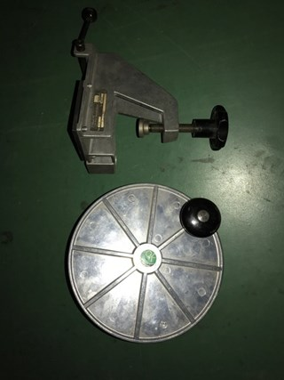 Habasit A-60 grinding device
